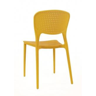 Стілець Onder Mebli Mark жовтий 11