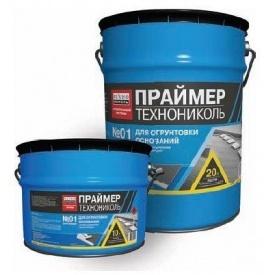 Праймер битумный ТехноНИКОЛЬ 20 л