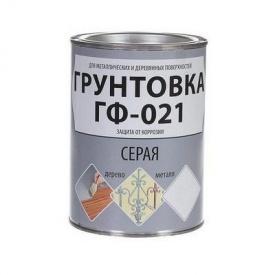 Грунтівка по металу ГФ-021 сіра 2,8 кг