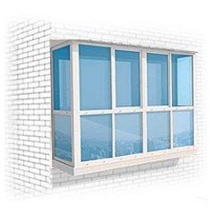 Установка і винесення балконів