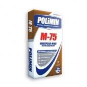 Кладочна суміш Полімін М-75 Polimin 25 кг