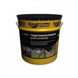 Мастика бітумно-гумова AquaMast для покрівлі 3 кг
