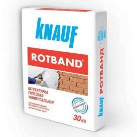 Універсальна штукатурка Кнауф Ротбанд 30 кг