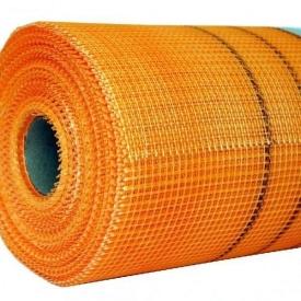 Армуюча склосітка 160 г/м2 50 м помаранчева