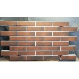 Термопанель фасадная Cerrad Retro Brick Chili 1000х600 мм