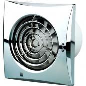 Вытяжной вентилятор Вентс 100 Квайт Алюминий лакированный