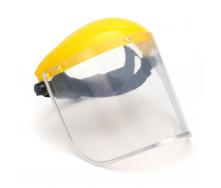 Щиток ZW-0004 Vision защитный 3 мм прозрачное стекло