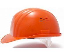 Каска строительная оранжевая РК-0002