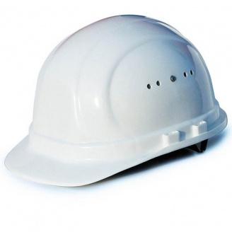 Каска строительная белая РК-0000
