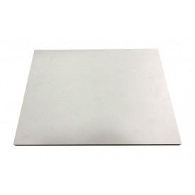 Плита МДФ Rezult ламинированная односторонняя 2800х2070х10 мм белый