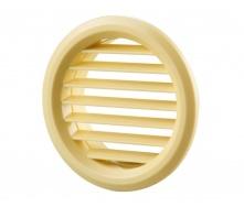 Приточно-вытяжная решетка Вентс МВ 50/2 бвс пластиковая 47х47х16,5 мм бежевая