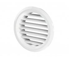 Приточно-вытяжная решетка Вентс МВ 50/2 бвс пластиковая 47х47х16,5 мм белая