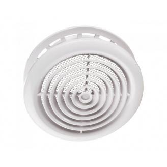 Диффузор Вентс МВ 100 ПФС пластиковый 100х141х141х71 мм белый
