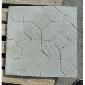 Тротуарна плитка 500х500х50 мм