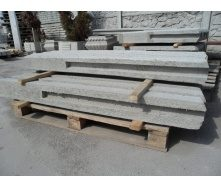 Столб для еврозабора 120х140х2200 мм