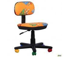 Кресло детское AMF Бамбо Цифры 590x590x920 мм оранжевый