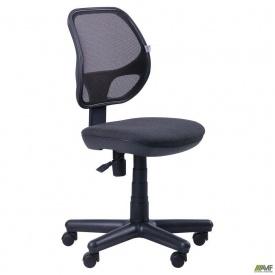 Кресло Чат сиденье А-10 спинка сетка 650x650x1000 мм черный