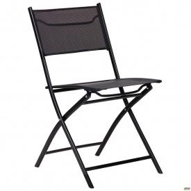 Садовий стілець АМФ Linda чорний