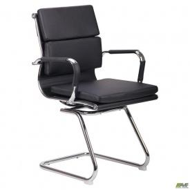 Конференц-кресло АМФ Slim FX CF 960х560х600 мм черный (XH-630C)