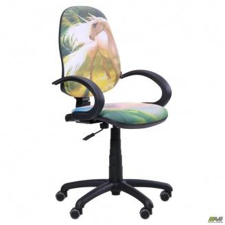 Кресло AMF Поло 50 АМФ-5 Дизайн №13 Единорог