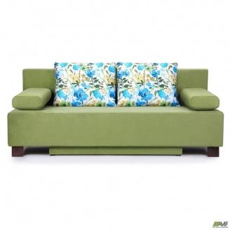 Диван Тэдди Kolibri Mint/Rainwing 230 1900x800x750 мм