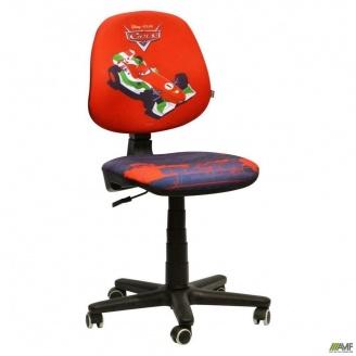 Кресло детское Актив Дисней тачки Франческо Бернулли 590x590x970 мм