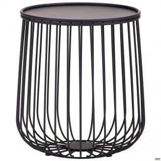 Стол AMF Lourie черный для улицы