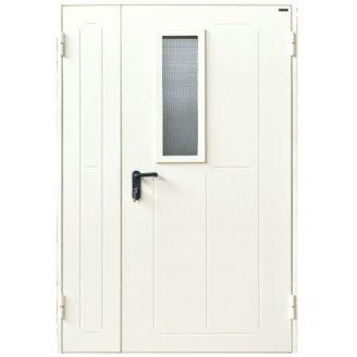 Входные металлические межлифтовые двери Strimex