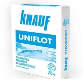 Шпаклевка Knauf Унифлот 25 кг