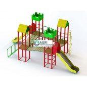Детская площадка Kiddie 3 6,7х2,9х2,9 м