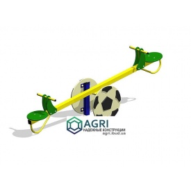 Гойдалка-балансир Футбол 3,4х0,45х1,2 м