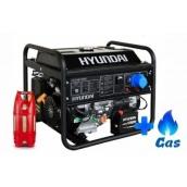 Двохпаливний генератор Hyundai HHY 9010FE LPG