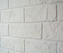 Оздоблення стін під імітацію цегли своїми руками