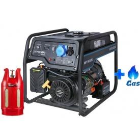 Двухтопливный генератор Hyundai HHY 9020FE LPG