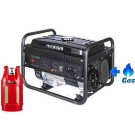 Двухтопливный генератор Hyundai HHY 3030F LPG