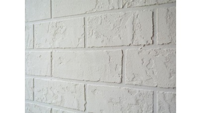Отделка стен под имитацию кирпича своими руками
