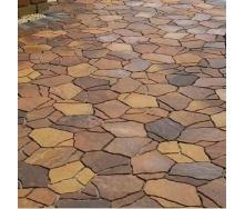 Тротуарна плитка Золотий Мандарин Пісковик 60 мм верона