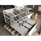 Виготовлення прес форм для вентиляційних блоків