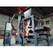 Вібропрес Васт-Сервіс ПС-150 напівавтомат 15 кВт