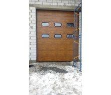 Ворота гаражные 3050х2890 мм