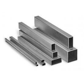 Труба профильная ВШП стальная оцинкованная 1х50х50 мм 6 м