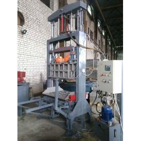Вибропресс Васт-Сервис ПС-150 10 кВт для производства строительного кирпича