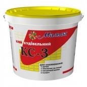Клей строительный КС-3 Мальва 7 кг