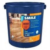 Лак паркетный акрило-полиуретановый Smile Wood Protect SL-44 2,3 кг полумат