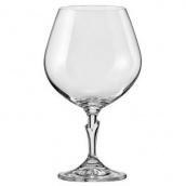 Набор бокалов для коньяка Bohemia Lilly 400 мл 6 пр 40768/400