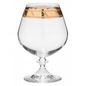 Набор бокалов для коньяка Bohemia Angela 400 мл 6 пр (40600/378804/400)