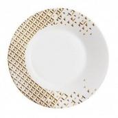 Тарелка суповая Luminarc Loft Abacco круглая 23 см (L1074)