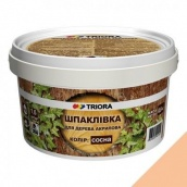 Шпаклевка для дерева Triora 0,8 кг ольха