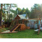 Деревянная детская площадка Пират от производителя