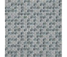 Мозаїка Grand Kerama мікс платина-платина рельєфна 300х300 мм (1078)